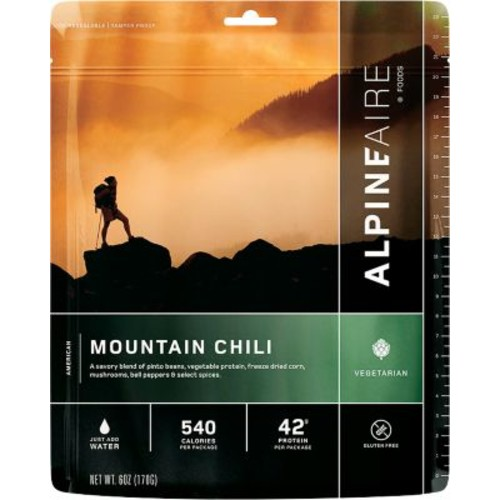 AlpineAire Foods Mountain Chili  Two Servings