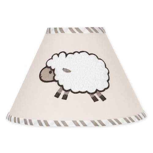 Sweet Jojo Designs Little Lamb Lamp Shade