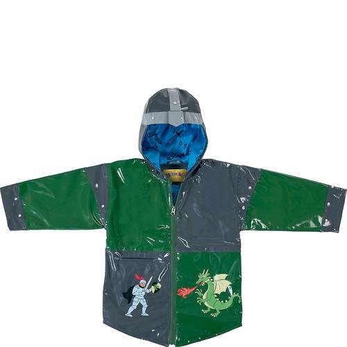 Kidorable Dragon Knight All-Weather Raincoat