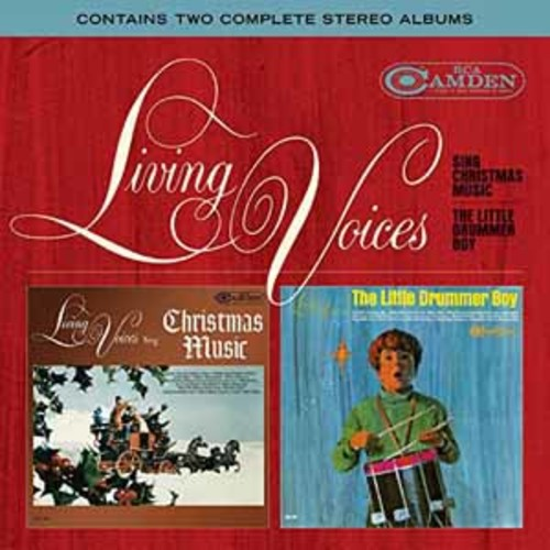 Living Voices - Sing Christmas Music / the Little Drummer Boy [Audio CD]