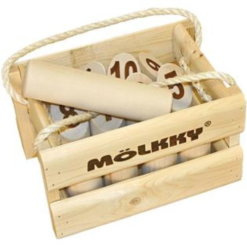 Tactic Molkky Outdoor Throwing Game