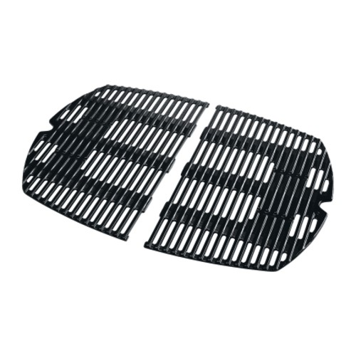 Weber Cast Iron Grill Cooking Grate 17-3/4 in. W x 25 in. D(7646)