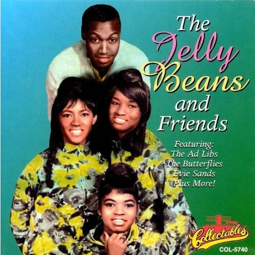 The Jelly Beans and Friends [CD]