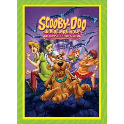 Scooby-Doo, Where Are You!: The Complete Third Season (2 Discs) (dvd_video)