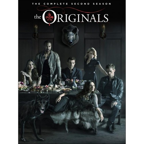 The Originals: The Complete Second Season [DVD]