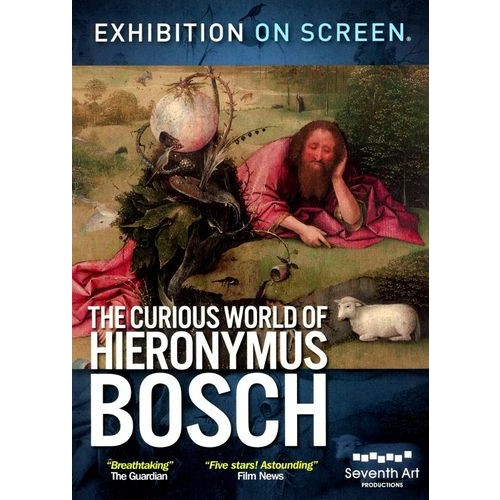 Exhibition on Screen: The Curious World of Hieronymus Bosch [DVD]