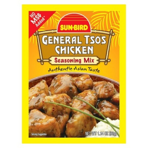 Sun Bird General Tso Chicken Season 1.14 oz
