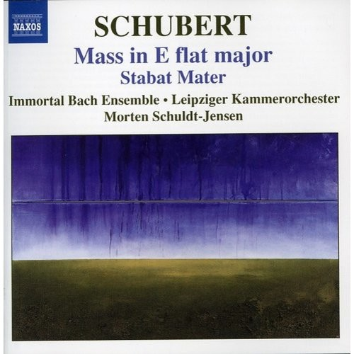 Schubert: Mass in E flat major; Stabat Mater [CD]