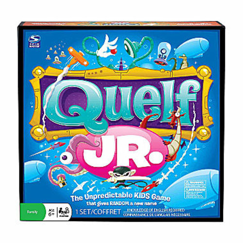 Spin Master Games Quelf Jr