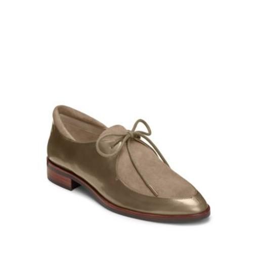 East Village Leather Oxfords