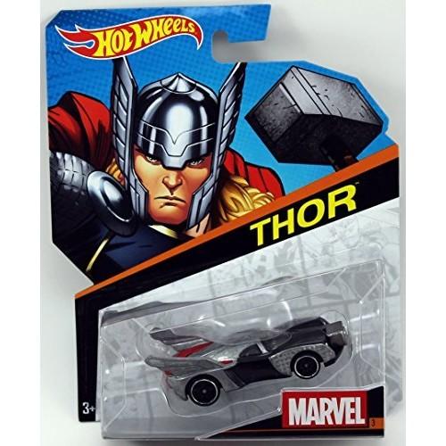 Hot Wheels, Marvel Character Car, Thor #3