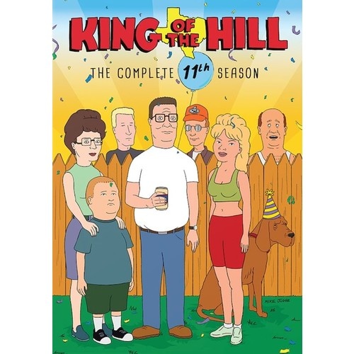 King of the Hill: Season 11 [2 Discs] [DVD]