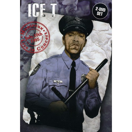 Live in Montreux: 1995: Ice-T (DVD)