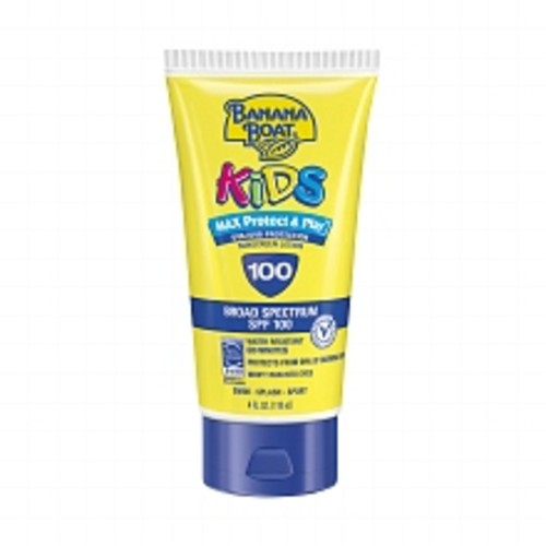 Banana Boat Kids Broad Spectrum Sunscreen Lotion, SPF 100