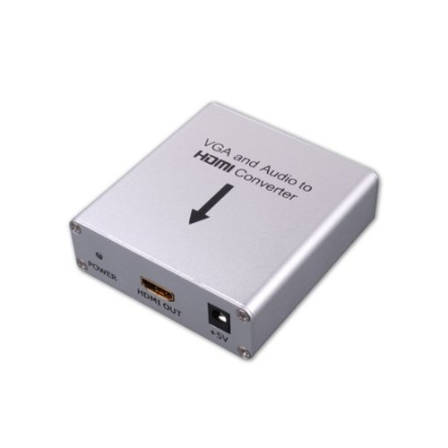Vanco 280553 S-VGA + Audio to HDMI Converter