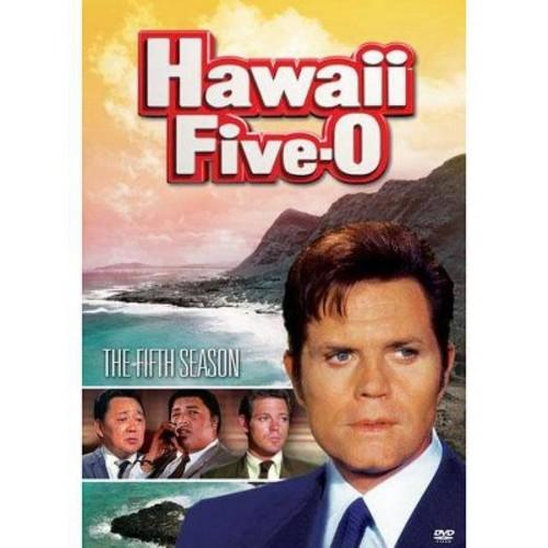 Hawaii five o:Fifth season (DVD)