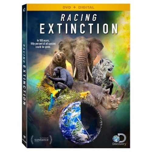 Racing Extinction (DVD) 2015