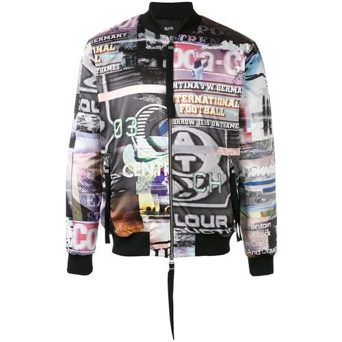 ITN bomber jacket