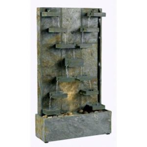 Kenroy Home Watercross Indoor/Outdoor Fountain