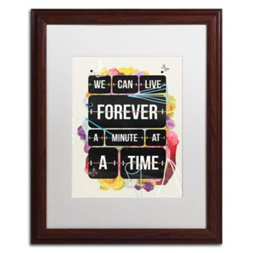 Trademark Fine Art Kavan & Co 'Time of Your Life' 16 x 20 (ALI0615-W1620MF)
