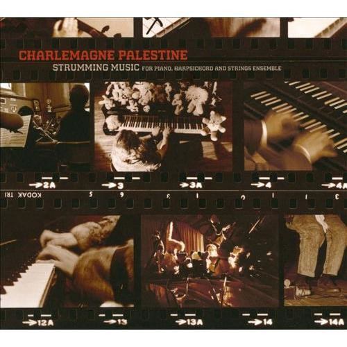 Strumming Music: For Piano,... [10/12]-CD