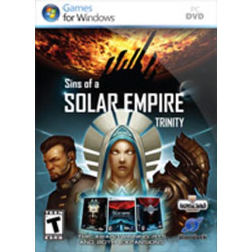 Sins of a Solar Empire Trinity [Digital]