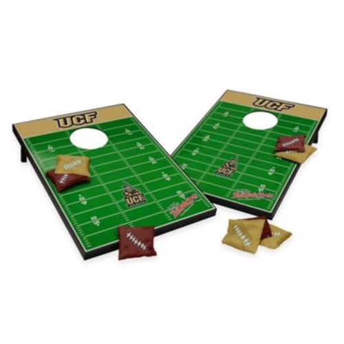 NCAA University of Central Florida Field Tailgate Toss Cornhole Game
