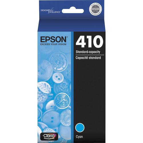 Epson - 410 Ink Cartridge - Cyan
