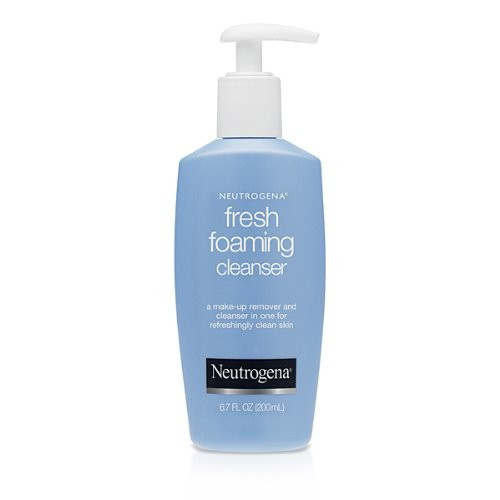 Neutrogena Fresh Foaming Face Cleanser And Makeup Remover, 6.7 fl. oz