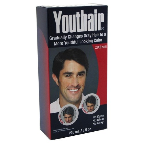Youthair Creme, with Hair Conditioner & Groomer 8 fl oz (236 ml)