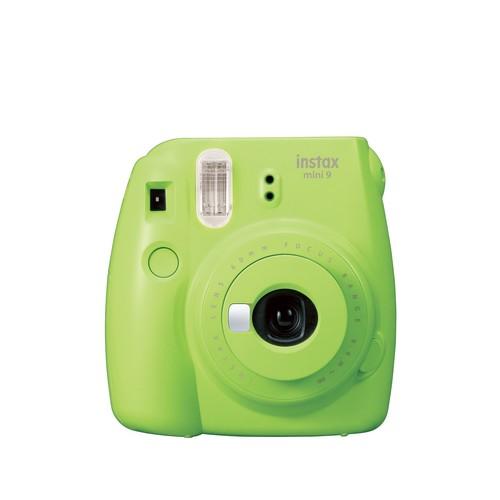 Lime Green Instax Mini 9 Camera