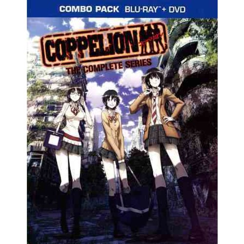 Coppelion: The Complete Series [Coppelion: The Complete Series (Blu-ray/DVD)]