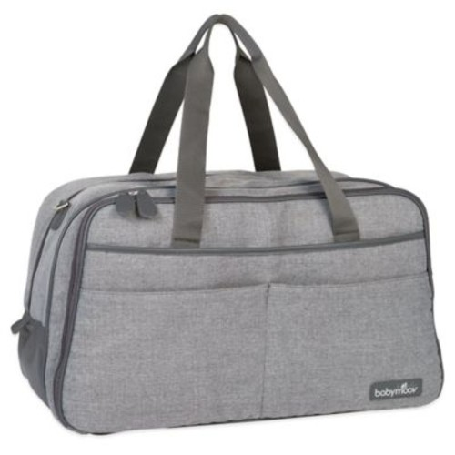 babymoov Traveller Diaper Bag in Heather Grey