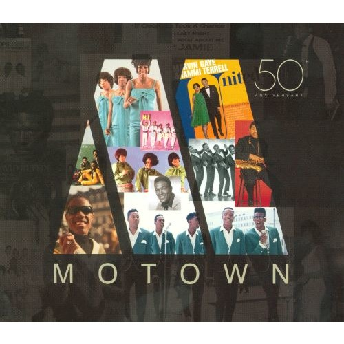 Playlist Plus: Motown 50th Anniversary [CD]