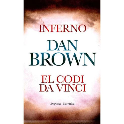 Inferno + El Codi Da Vinci (pack)