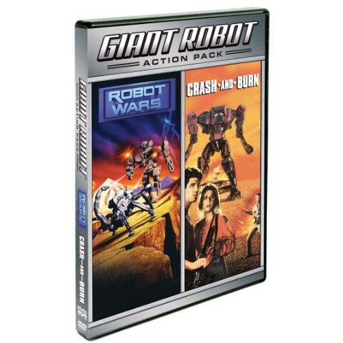 Crash and Burn / Robot Wars: Giant Robot Action Pack