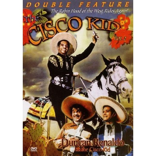 Cisco Kid Western Double Feature Vol 2