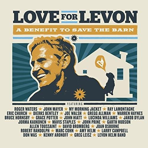 Love For Levon (2xCD)