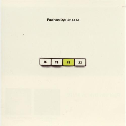 45 RPM [CD]