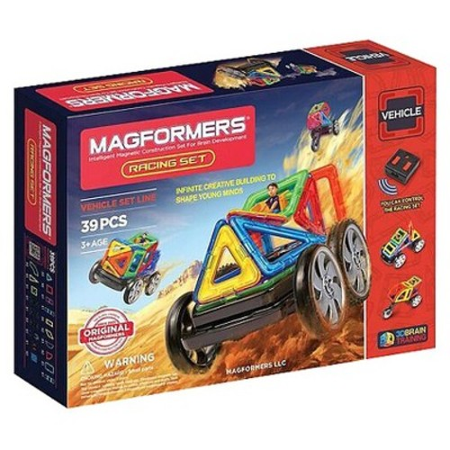 Magformers Racing 39 Pieces Set