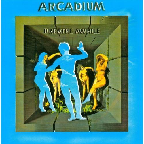Breathe Awhile [CD]