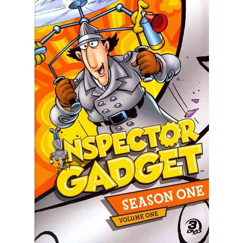 Inspector Gadget: Season 1: Vol. 1 (DVD)