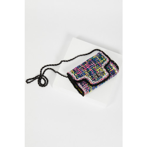 Brielle Tweed Crossbody [REGULAR]