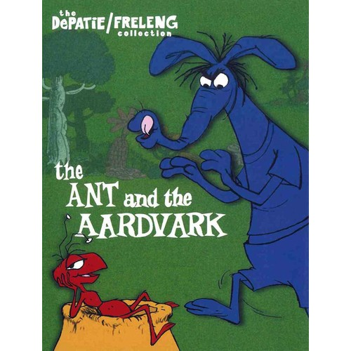 The Ant and the Aardvark (DVD)