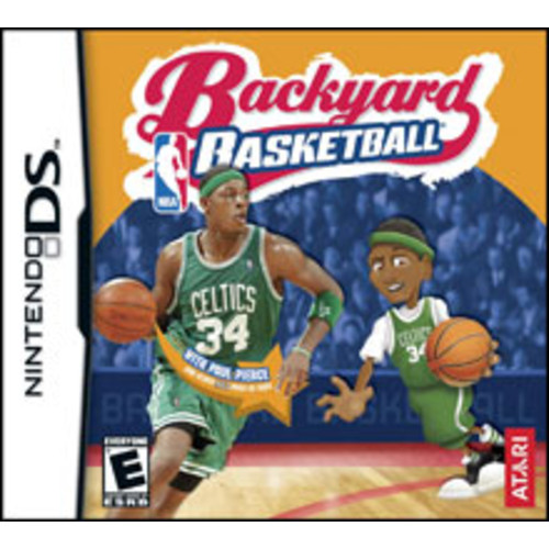 Humongous Entertainment Backyard Basketball [Pre-Owned]
