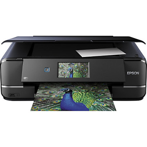 Epson Expression XP-960 Wireless Color Inkjet Small-in-One Printer, Scanner, Copier, Photo
