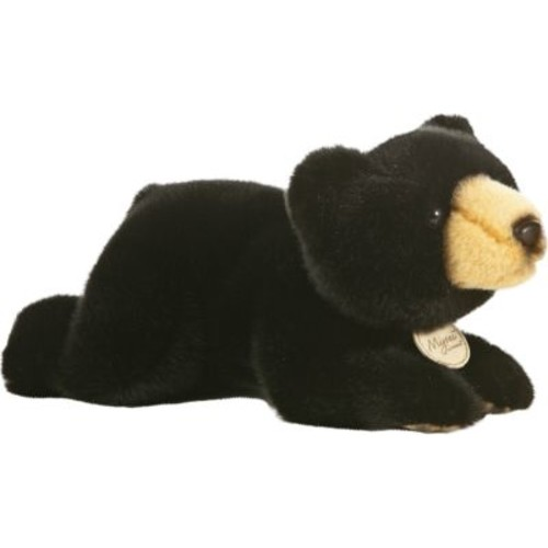 Miyoni Plush Black Bear