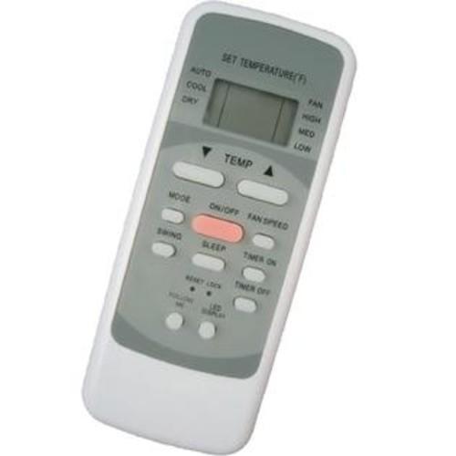 Keystone KSTAP12B 12000-BTU 115-volt Portable Air Conditioner with Follow Me LCD Remote Control