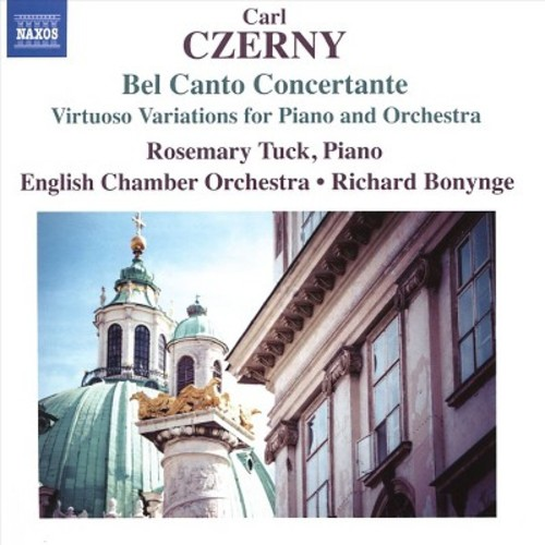 Rosemary Tuck - Czerny: Bel Canto Concertante (CD)