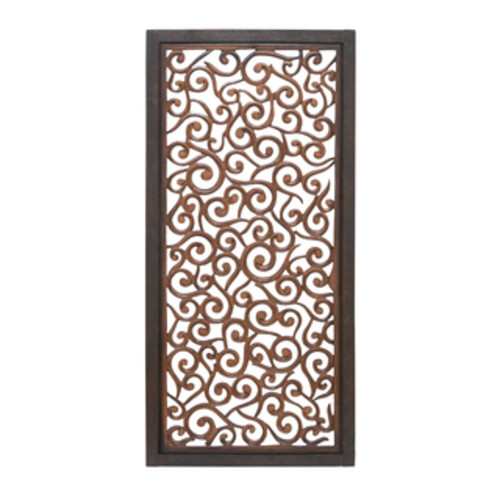 Studio 350 Accent Pieces 2-piece Wood Wall Panel